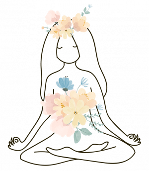 goddess-with-flowers