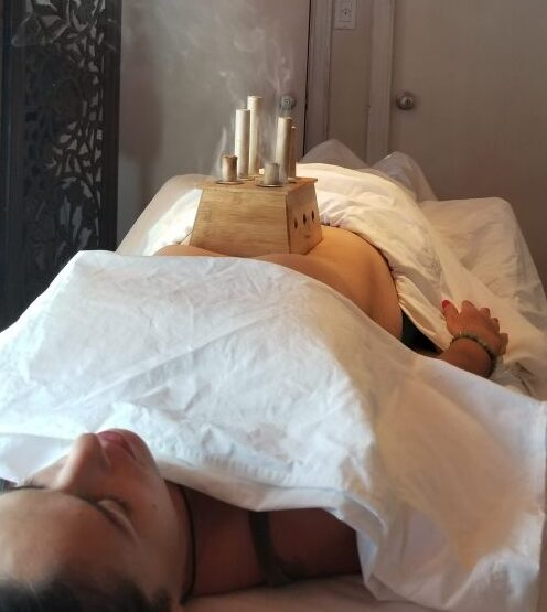 Moxibustion and Steam Therapy Benefits