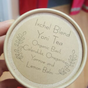 Ix Chel Botanical Yoni Steam 15ct