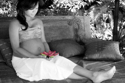 Prenatal massage puts peace in your hands