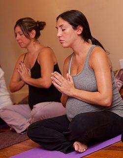 red tent wellness promotions, prenatal yoga