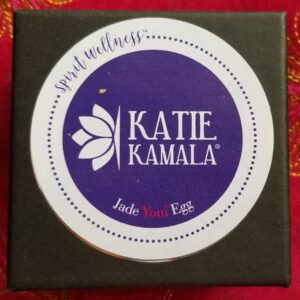 Jade Egg Katie Kamala boxed set