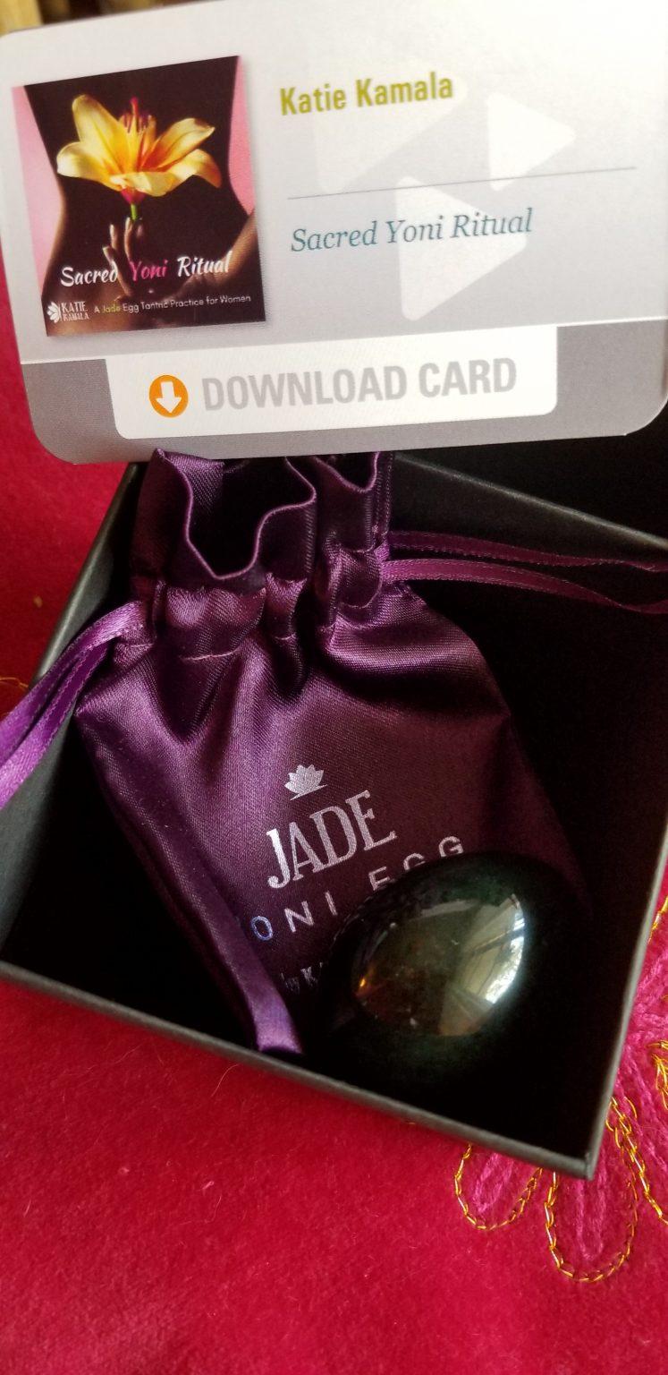 jade egg set