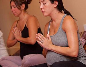 Red Tent Prenatal Yoga